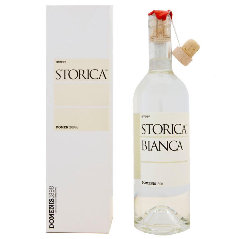 Grappa Storica Bianca Distilleria Domenis 1898 - Cividale del Friuli (UD)