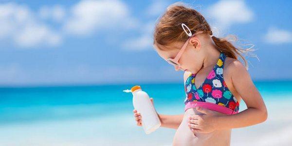 SPECIALE BAMBINI: proteggi la pelle del tuo bimbo in estate!