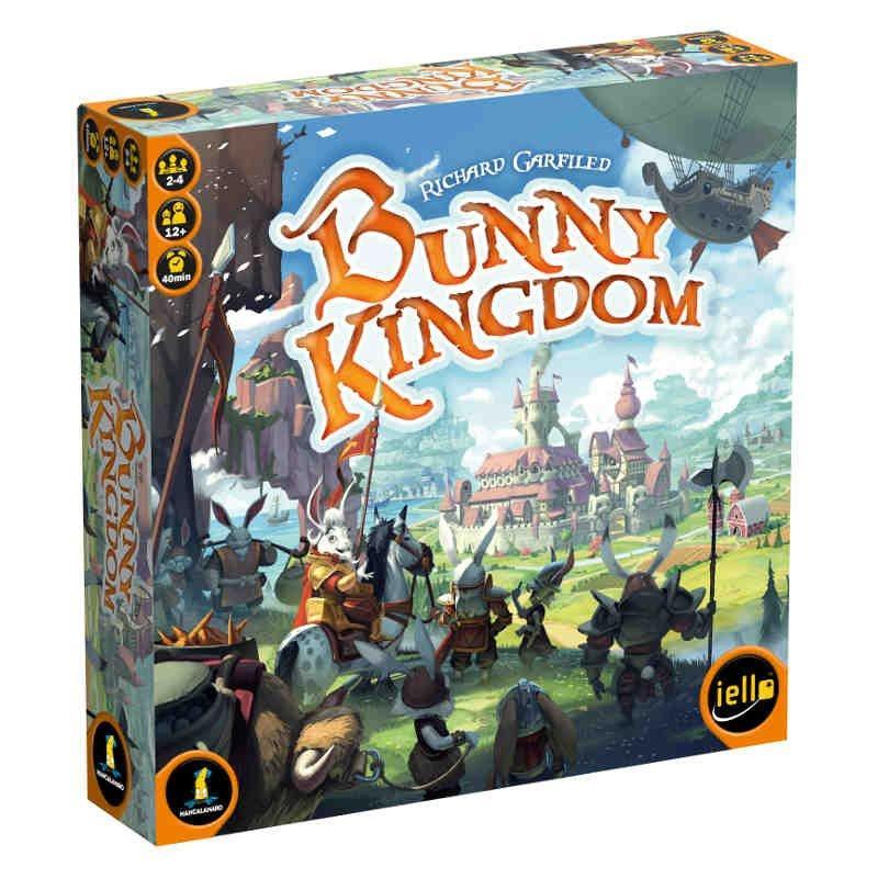 BUNNY KINGDOM Gioco da tavolo il regno dei conigli Edizione Italiana MANCALAMARO