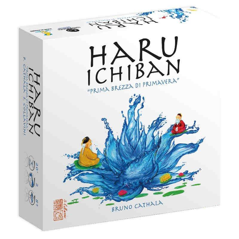 Haru Ichiban Gioco da tavolo Edizione Italiana MANCALAMARO