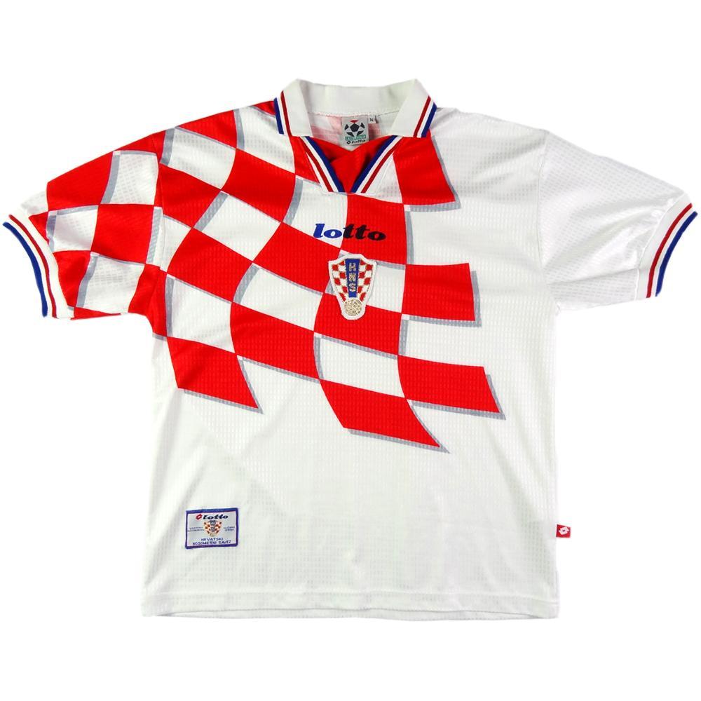 1998-01 CROAZIA MAGLIA HOME M (Top)