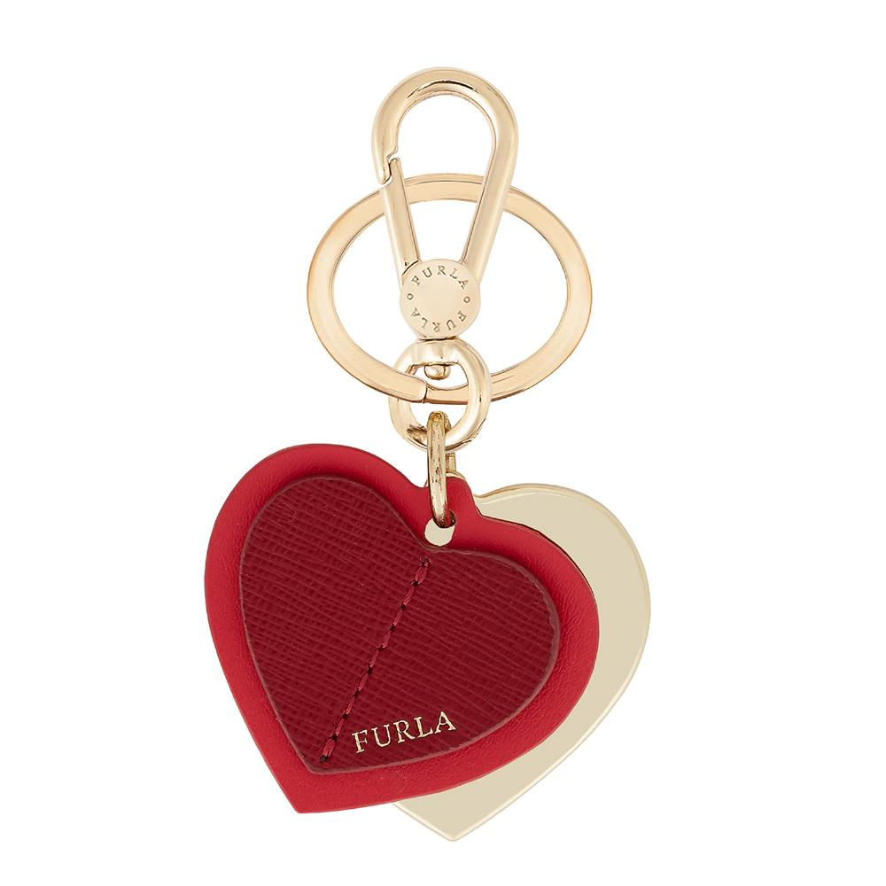 Key ring Furla VENUS 979342 RUBY