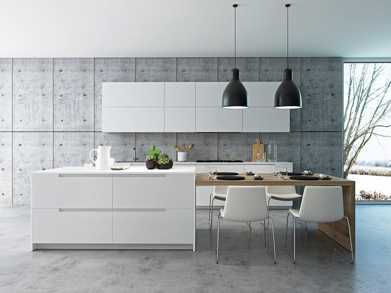 K07 cucina laccata