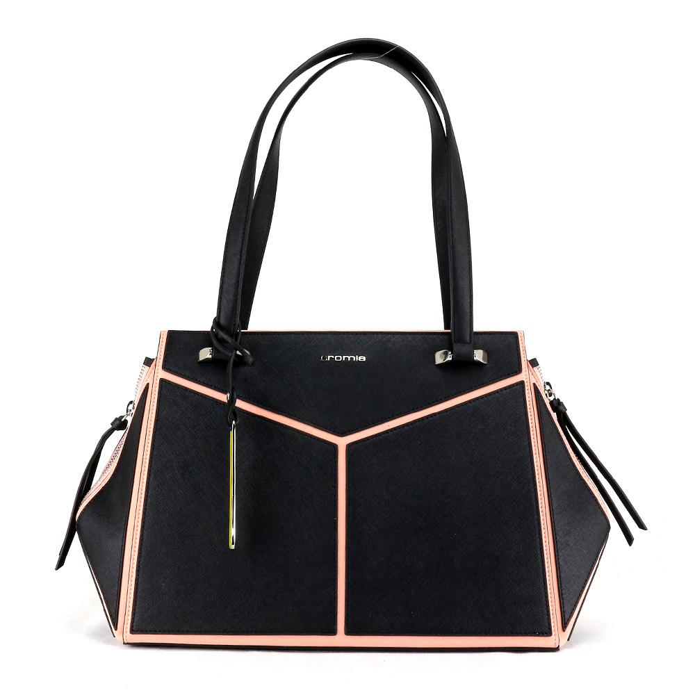 Shopping Cromia LYN 1403969 NERO+ROSA