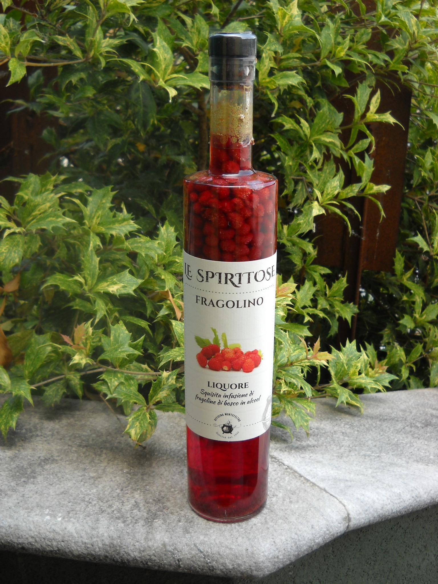 Liquore di Fragoline di Bosco 50cl