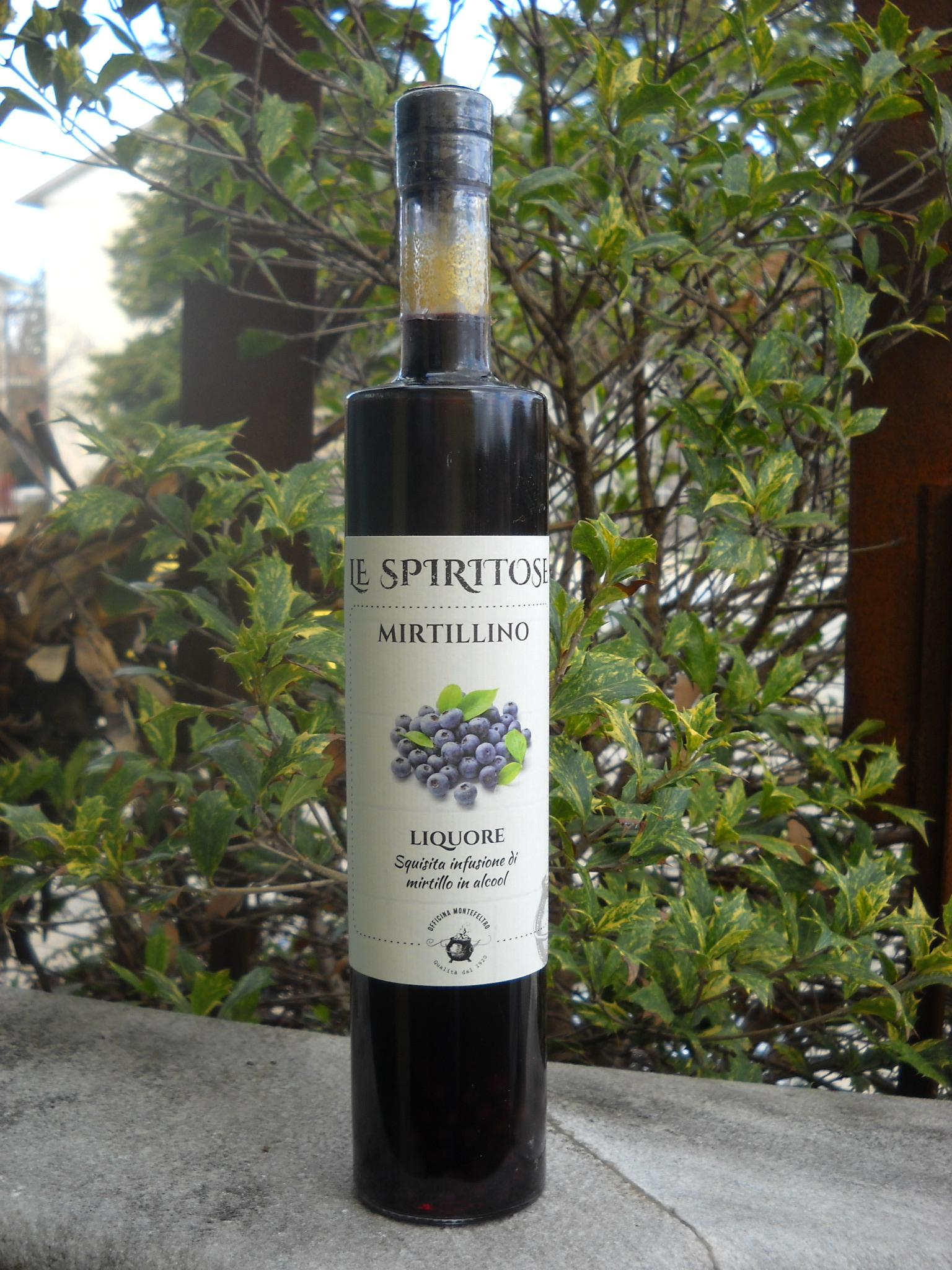 Liquore di Mirtilli 50cl