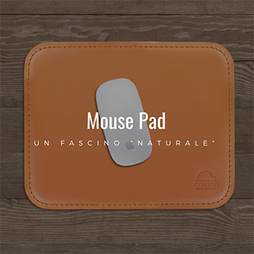 Mouse Pad Hermes Marrone Naturale