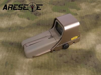 ARESEYE 552 RED DOT - TAN