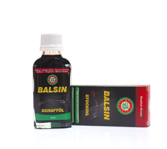 BALLISTOL BALSIN OLIO PER CALCI | MARRONE ROSSICCIO 50 ML