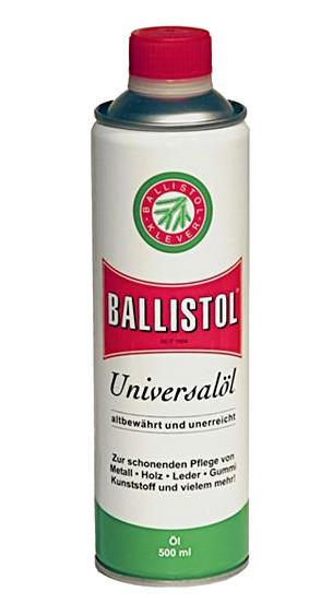 BALLISTOL OLIO IN LATTINA DA 500 ML