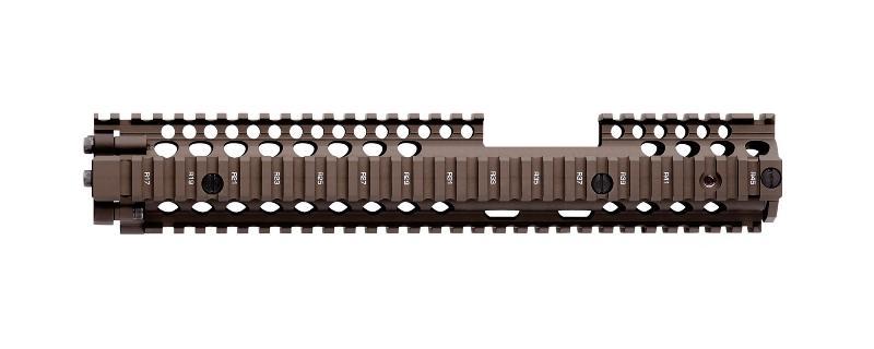 Daniel Defense Licensed OmegaX rail 12