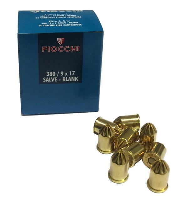 Fiocchi 380mm / 9x17 a salve