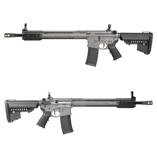 King Arms Black Rain Ordnance Rifle - GY