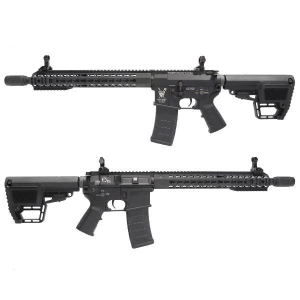 King Arms M4 TWS KeyMod Carbine BK