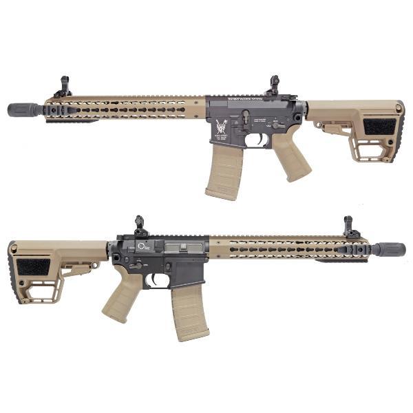 King Arms M4 TWS KeyMod Carbine DE