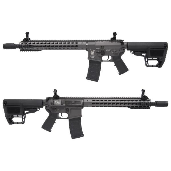 King Arms M4 TWS KeyMod Carbine GY