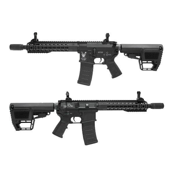 King Arms M4 TWS KeyMod CQB BK