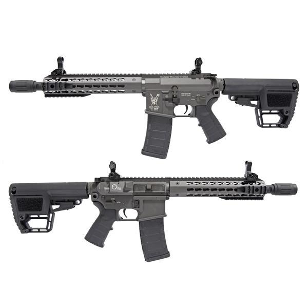 King Arms M4 TWS KeyMod CQB GY