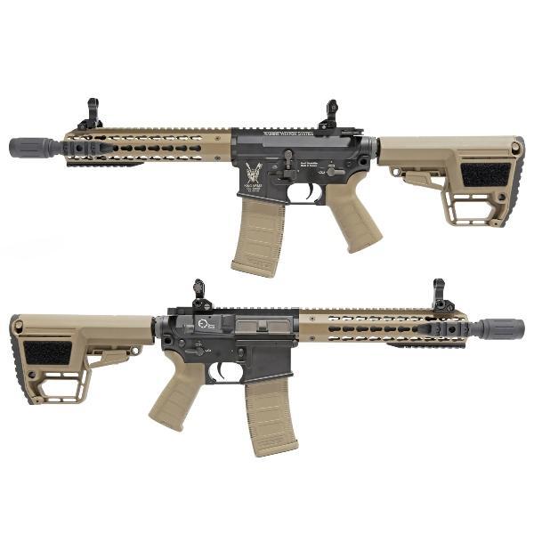 King Arms M4 TWS KeyMod CQB DE
