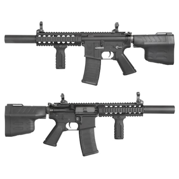 King Arms M4 TWS Type 2 - BK Ultra Grade II