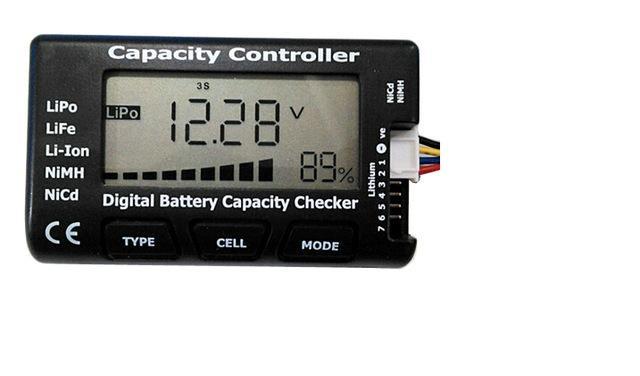 Lipo Battery Checker/Lipo Balancer