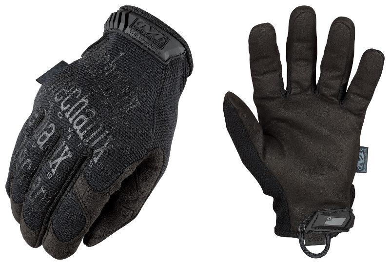 MECHANIX GUANTO ORIGINAL 55 NERO