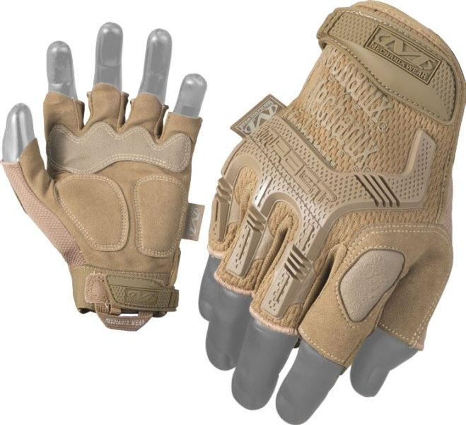 MECHANIX GUANTO FINGERLESS FULL COYOTE
