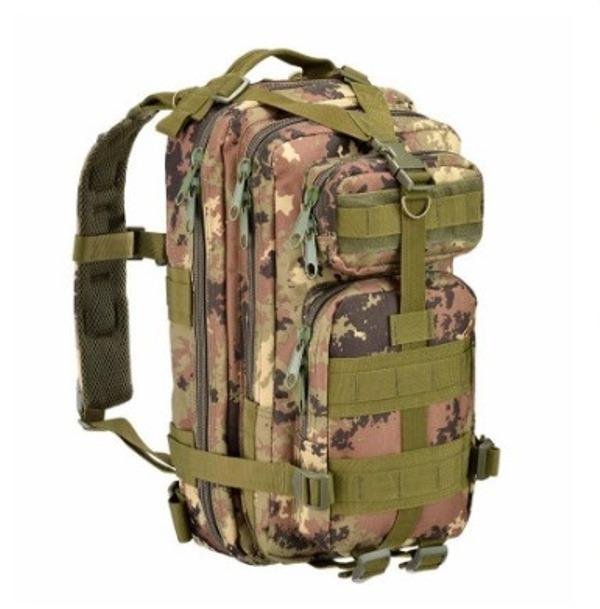 OPENLAND TACTICAL BACK PACK 600D NYLON VEGETATO
