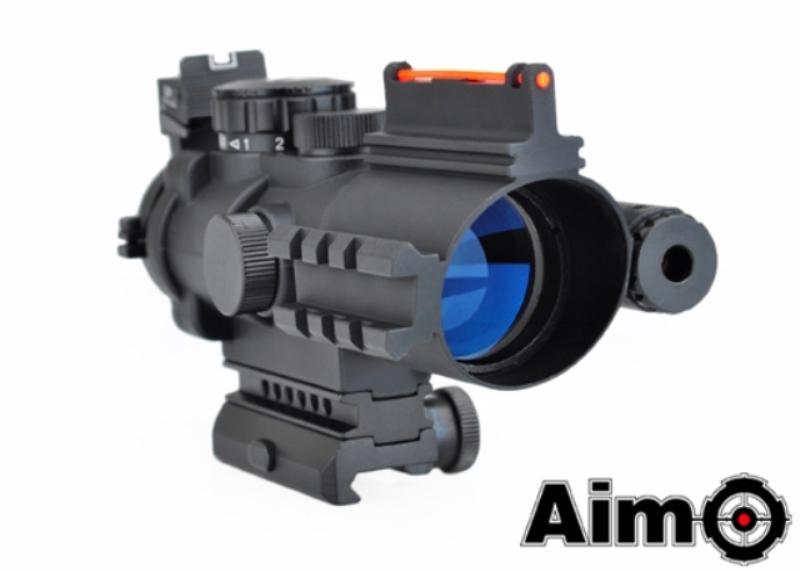 OTTICA 4X32 SNIPER LT BLACK AIMO