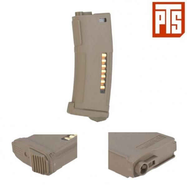PTS EPM per TM Recoil Shock M4/Scar Tan