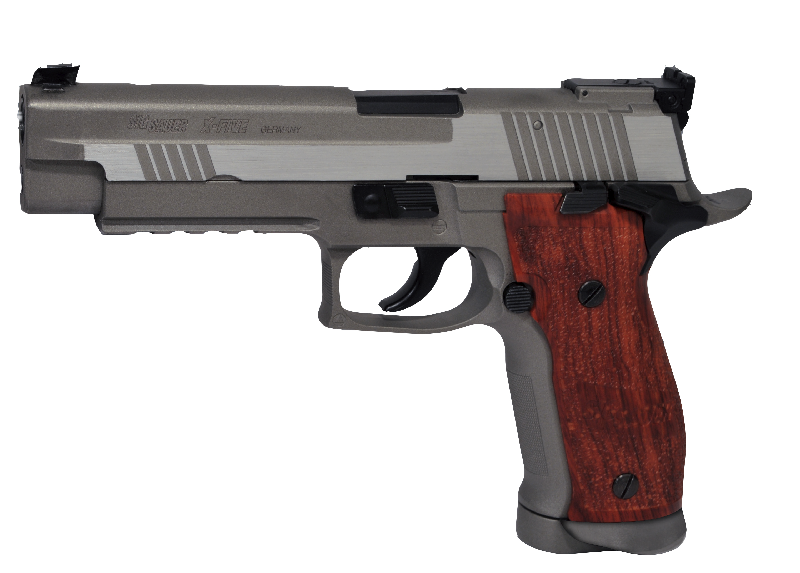 SIG SAUER X-FIVE Hairline Co2