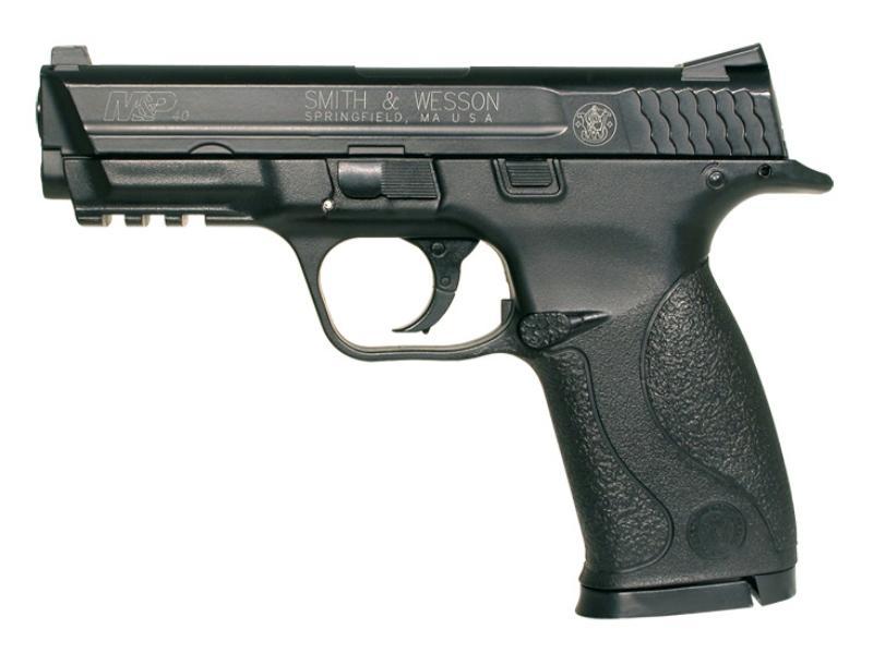Smith & Wesson M&P40 Co2 Carrello in metallo