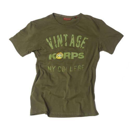 T-Shirt Vintage Korps