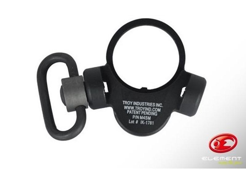 Troy Rear Sling Adapter Dual Side GBB Black