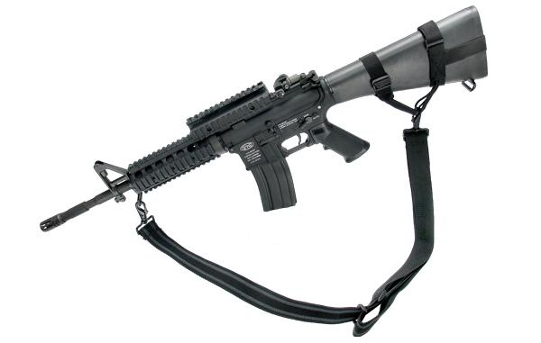UTG 3-point Tactical Rifle Sling, Black