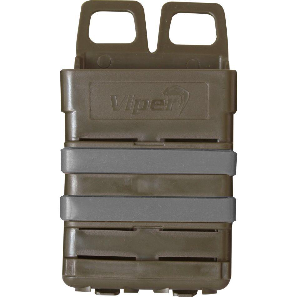 Viper Tactical Quick Release Mag Case Green