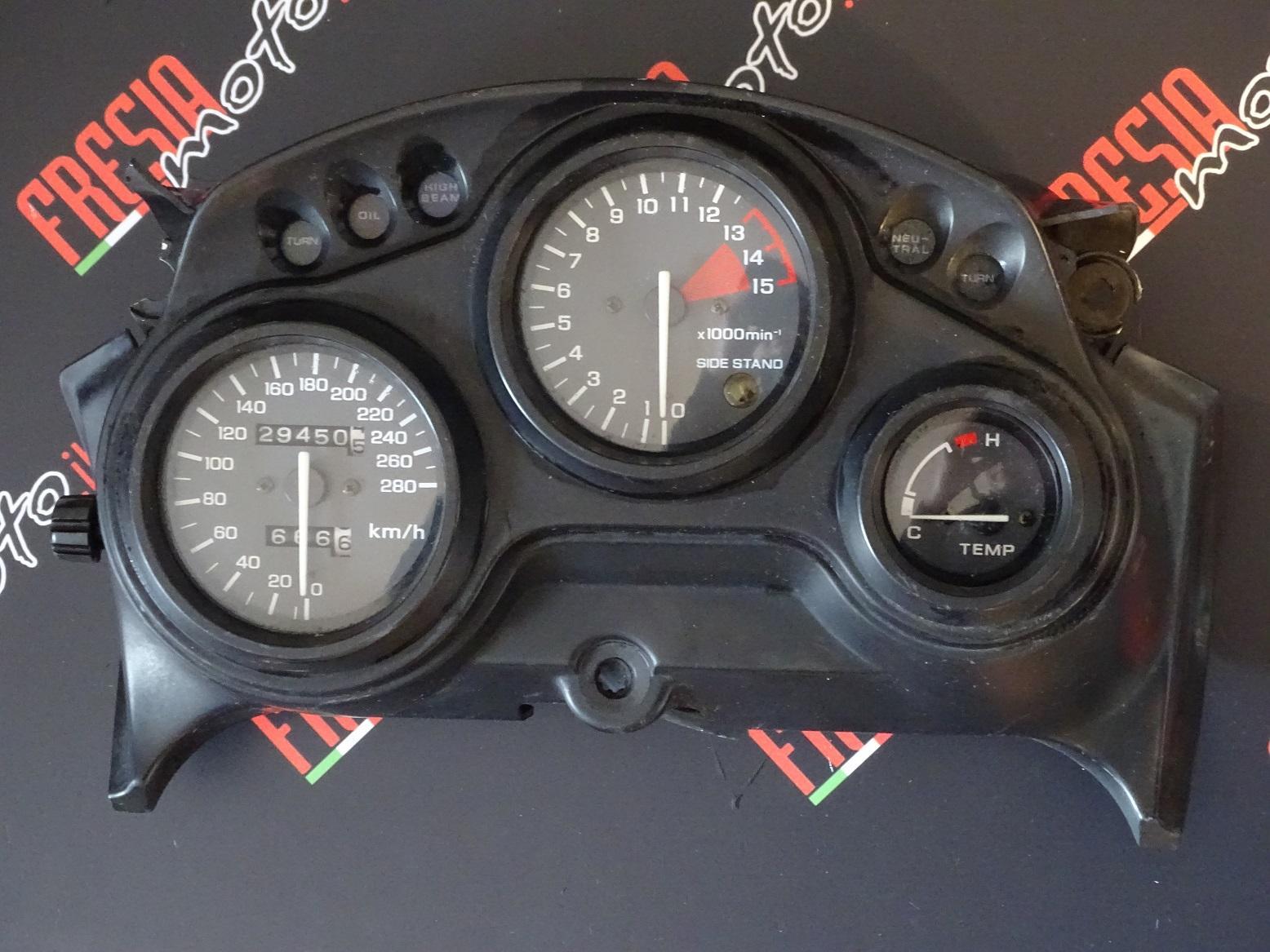 QUADRO STRUMENTI USATO HONDA CBR 600 F ANNO 1994