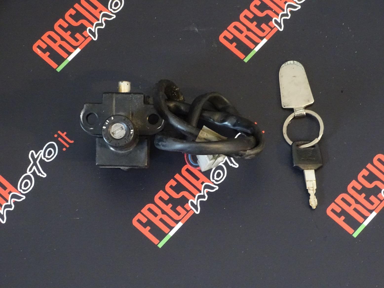 NOTTOLINO AVVIAMENTO USATO HONDA CBR 600 F ANNO 1994