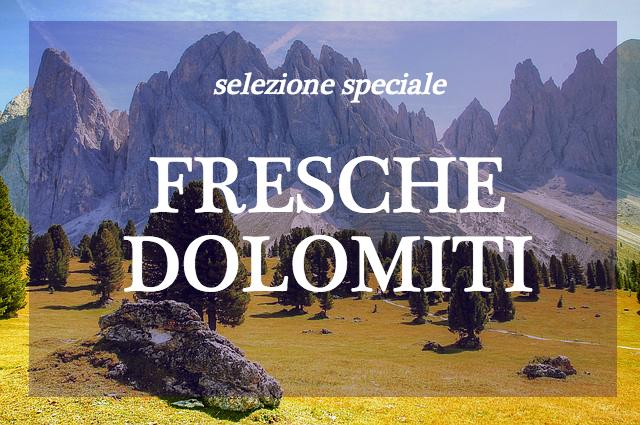 Fresche Dolomiti
