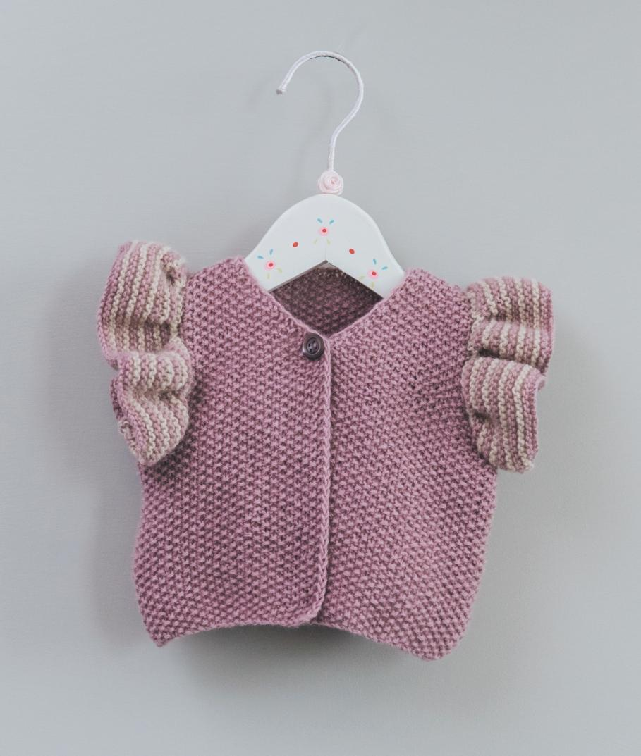 Baby 0-12 Months Collection - Baby - MINOU CARDI - 1