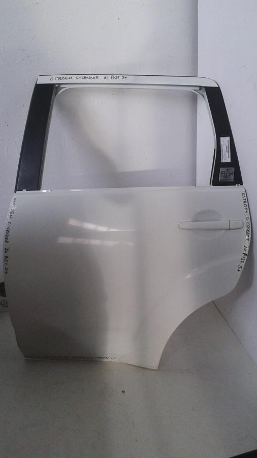 Porta portiera posteriore sinistra usata originale sx C-Crosser
