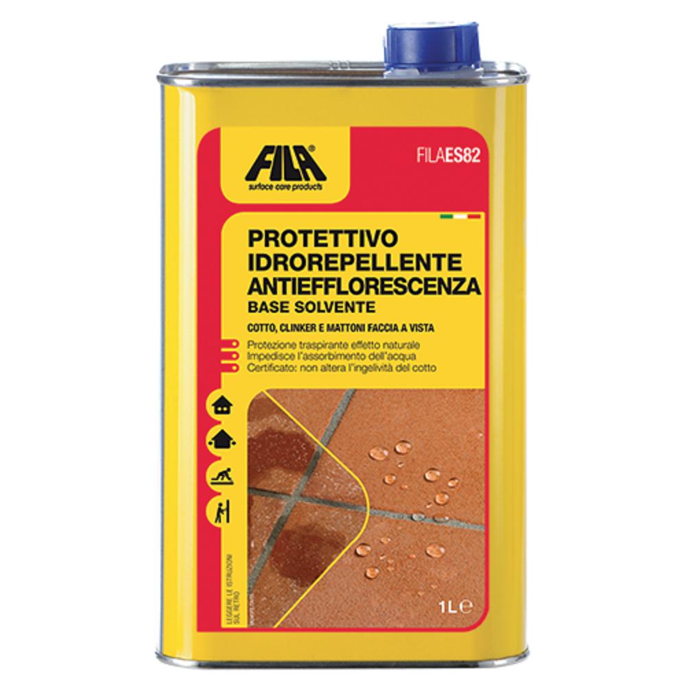Fila ES82 - Protettivo Idrorepellente Antiefflorescenza