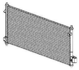 Condensatore condizionatore Hyundai I40