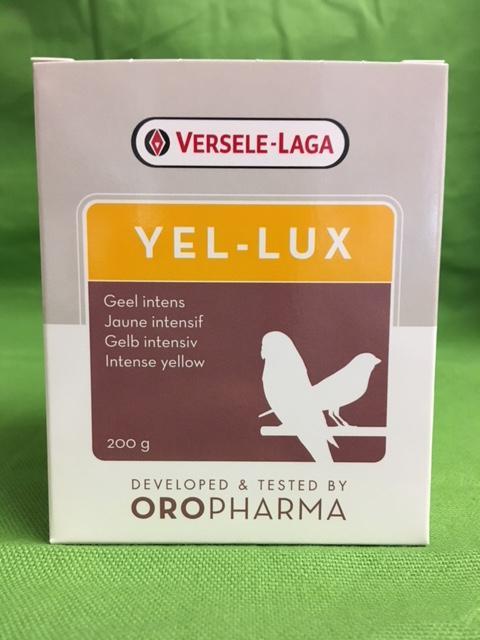 YEL - LUX  200 gr