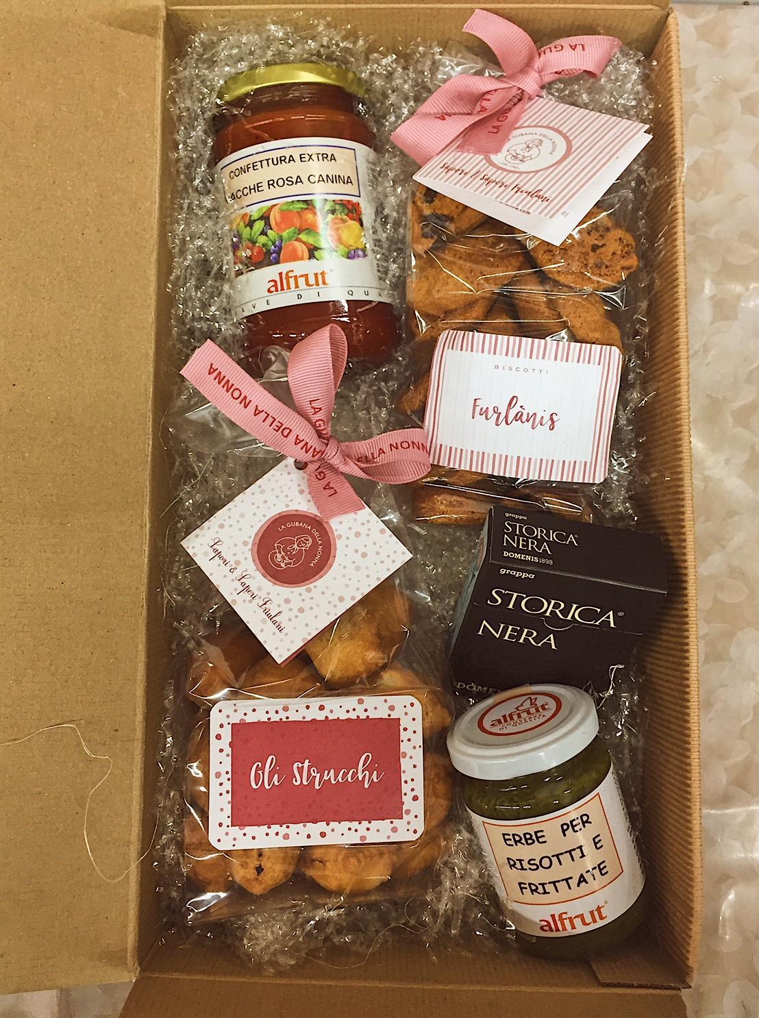 Confezione regalo Selezione n°1 I Sapori del Friuli