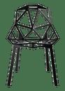 Sedia impilabile per interno/esterno mod. Chair Magis