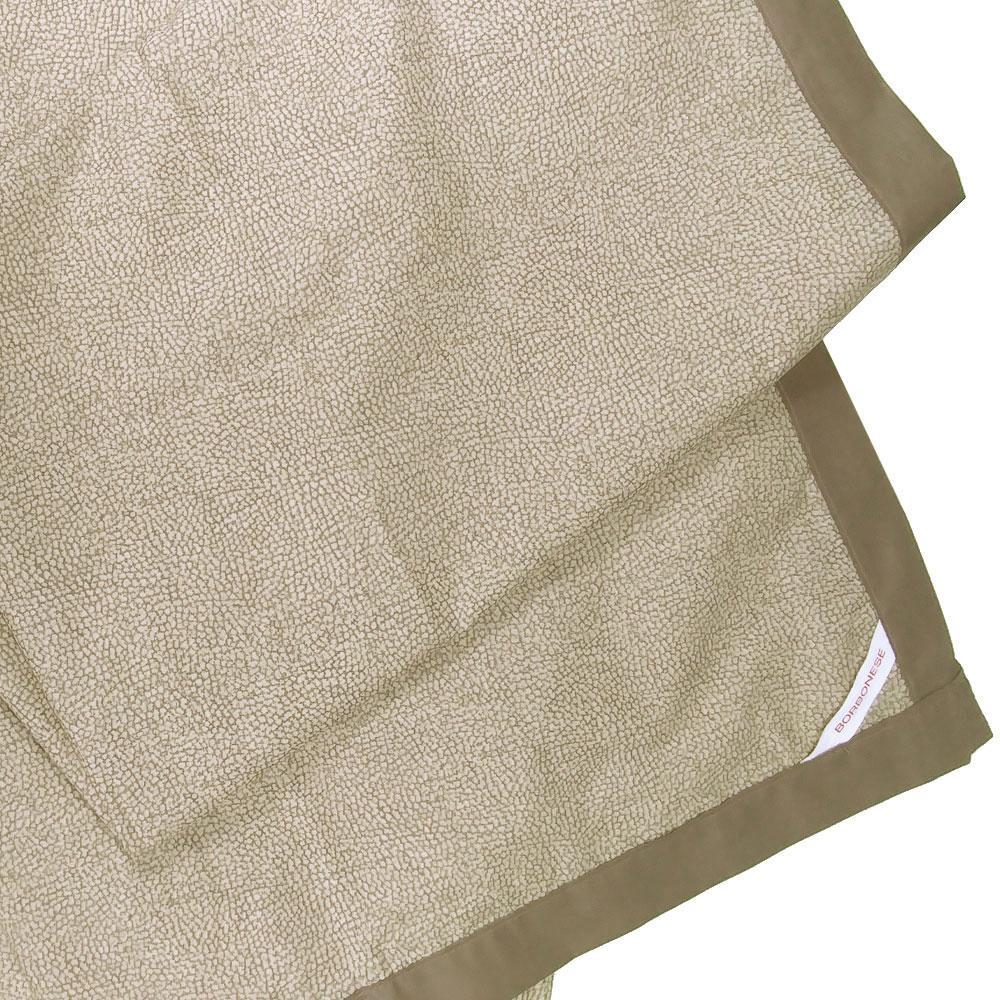 cb253cb7f709f Granfoulard cloth interior sofa pillow Borbonese OPLA' 180x290 cm brown - Benasciutti  Casa