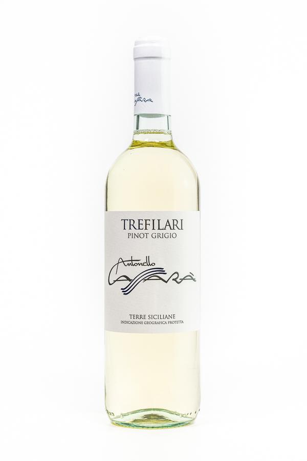 Trefilari Pinot Grigio IGP Terre Siciliane 2019