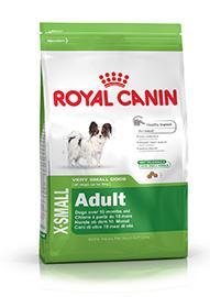 X-Small Adult Cani oltre 10 mesi di età confezione 500gr