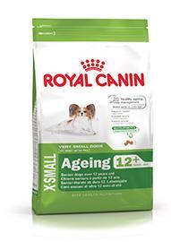 X-Small Ageing 12+ Cani anziani oltre i 12 anni di età confezione 1.5kg